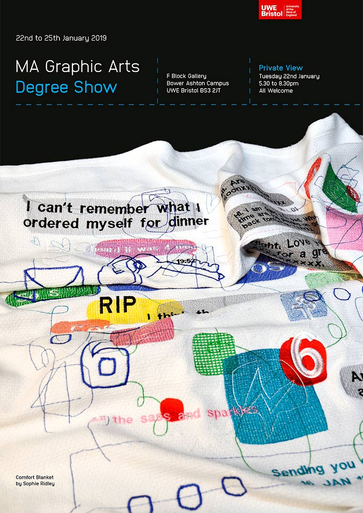 Degree Show Jan 2019 | withnoroof